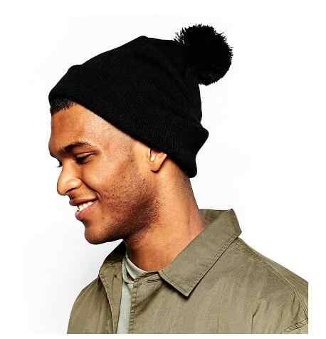 الرجال والنساء Skullies الصوف كبيرة أضاليا الفراء رقيق القبعات الكبار الشتاء ponpon قبعات بوم بوم الإناث قبعة صغيرة محبوكة الفتيات