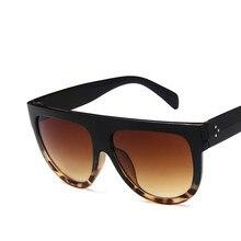 Ретро дизайнерские Супер круглые очки кошачий глаз, женские солнцезащитные очки, полная оправа, поляризационные солнцезащитные очки, UV400, очки для вождения