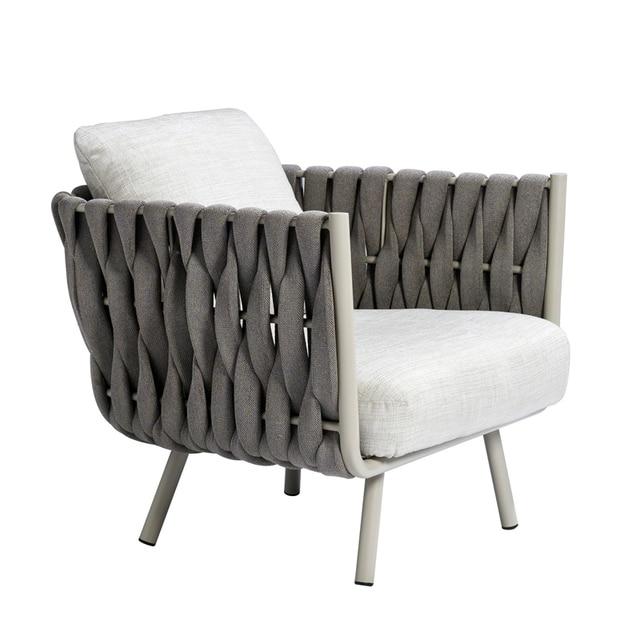 Luxury Rope Garden Sofa Set  5