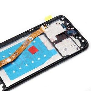 "Image 4 - 6.3 ""عرض لهواوي ماتي 20 لايت شاشة LCD Mate20 لايت SNE LX1 شاشة تعمل باللمس لهواوي ماتي 20 لايت العرض مع الإطار"