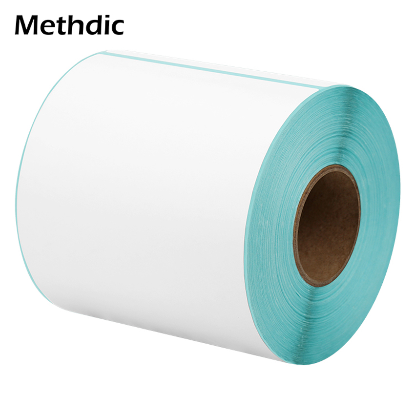 Methdic 500Lables/Roll Postage Direct Thermal Label 100*100mm