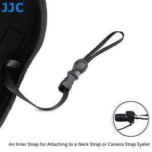 Image 4 - JJC etui na aparat etui torba dla Canon EOS RP R Nikon Z7 Z6 Z50 Sony A7R IV A7R III A7S II Fuji Fujifilm X T3 X T2 X T1 XT3 XT2