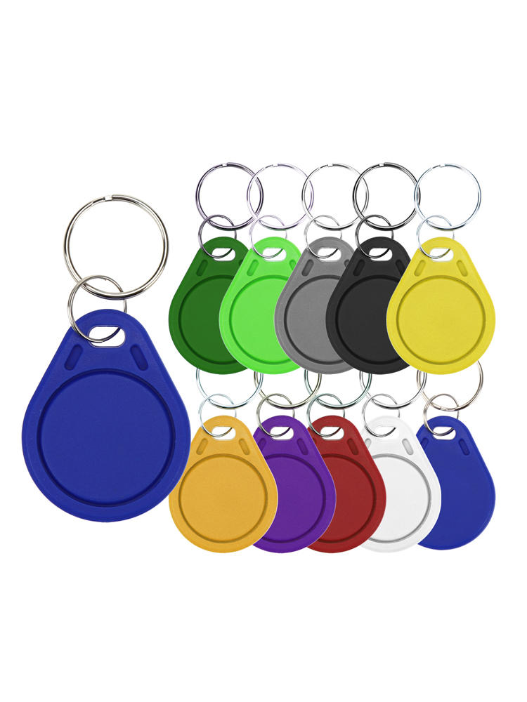 Key-Tags Ic-Card Access-Control Clone Smart-Keyfobs RFID S50 Writable Sector Changeable
