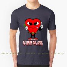 Mafia do amor legal design na moda camiseta amor mafia mafia amor pxxr gvng a venda registro selo armadilha reggaeton
