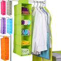5 prateleira de roupas pendurado organizadores pant organizadores titular roupeiro seção armazenamento armário organizador sapato roupas vestuário