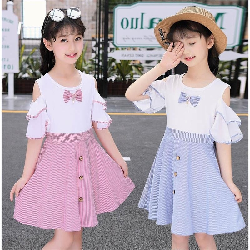 Summer 2020 Girls Casual Dresses 10 To