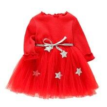 Рождественское платье; платье с длинными рукавами для девочек; праздничное платье принцессы с принтом снеговика для маленьких девочек; Рождественская одежда; детское платье;# BL0