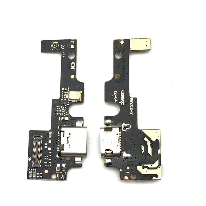 Charger Board PCB Flex For BQ Aquaris X / X PRO USB Port Connector Dock Charging Board Microhone Module