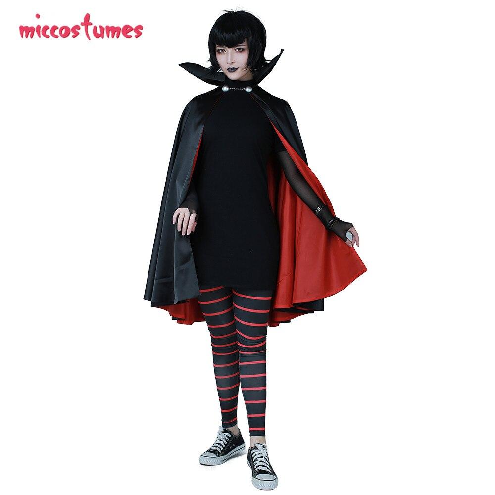 Costume Halloween Mavis.Mavis Dracula Cosplay Costume With Cloak For Halloween Movie Tv Costumes Aliexpress