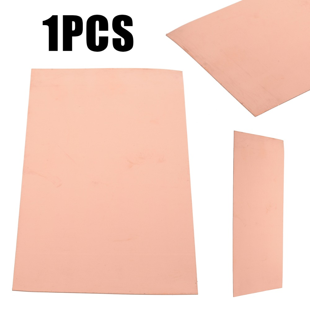 Image 4 - 1pc New 99.9% Pure Copper Cu Metal Sheet Plate Foil Panel 100*200*0.5MM For Industry Supply-in Tool Parts from Tools