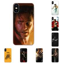 Marvel Hero Wolverine For Galaxy Grand A3 A5 A7 A8 A9 A9S On5 On7 Plus Pro Star 2015 2016 2017 2018 Soft TPU New Arrival(China)
