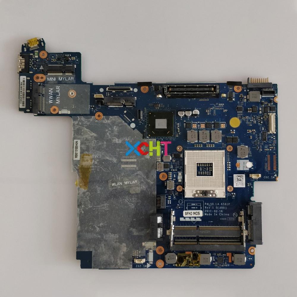 BR 04XJ7H CN 04XJ7H 04XJ7H 4XJ7H PAL50 LA 6591P for Dell E6420 NoteBook Laptop PC Motherboard Mainboard|Laptop Motherboard| |  - title=