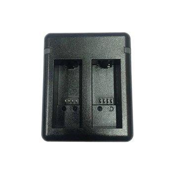 Uchwyt baterii podwójna ładowarka automatyczne wykrywanie aktualizacja wymiana części do Gopro Hero9 akcesoria do kamer sportowych tanie i dobre opinie ACEHE none EWB8140 Gopro 9 CN (pochodzenie) Action Camera Akcesoria Zestawy Other