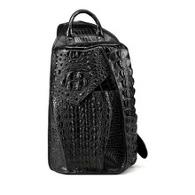 yinshang новый крокодил кожа мужчин груди пакет мужской тенденция одно плечо сумка мужчин груди сумки большой емкости