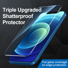 Ellie High Definition Tempered Glass For iPhone12 Mini Pro Max Anti Blue-ray Screen Protector