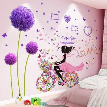 Fairy Girl On A Bike