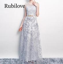 Rubilove Banquet dress 2019 new dignified atmosphere slim slimming with long host female