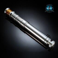 MYBY la nouvelle puce 2.5 rayven RVS nouvelle lame de pixel qui peut combattre le sabre laser pour sabre laser en cristal jedi