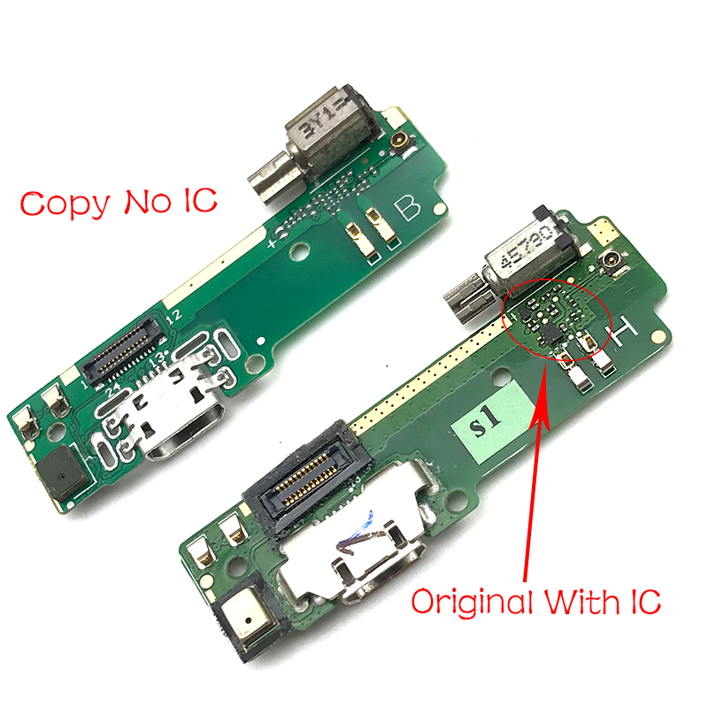 New For Sony Xperia XA Charging Board Charger USB Dock Port Connector Flex Ribbon Cables Replacement