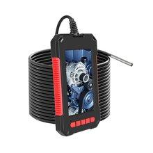 3MM Lens 1080P Industrial Endoscope 4.3 Inch IPS Screen 6 LED Lights IP67 Waterproof Camera Industrial Inspection Borescope
