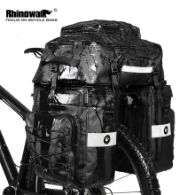 Trunk-Bags Luggage-Carrier Pannier-Pack Bike Rear-Rack Bicycle Rhinowalk Tail-Seat Mountain
