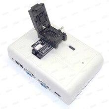 V2.3 RT BGA169 01 BGA169/BGA153 adaptateur prise pour RT809H programmeur adaptateur avec 3 pièces BGA boîte de délimitation pour RT809H