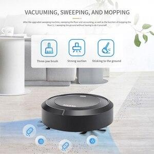 Image 2 - אוטומטי גורף רובוט שואב אבק USB טעינה ביתי אלחוטי אלחוטי Vacum רובוטים אינטליגנטי ואקום שטיח
