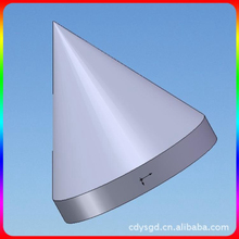 Producent 10mm średnica masa dostaw wewnętrznych i zewnętrznych stożkowych lusterek w niskich cenach tanie tanio NoEnName_Null CN (pochodzenie) Nieregularny Kształt ±3 60 40 YAG crystal or BK7 fused silica 1 4 lambda ±0 1mm 0 1-0 5mm*45°