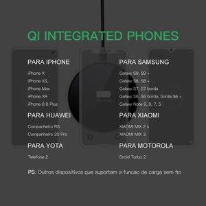 Image 5 - Amzish 30W Qi 빠른 무선 충전기 아이폰 12 11 프로 Xs 최대 미니 X Xr 8 무선 충전 패드 삼성 s8 s9 s10 참고