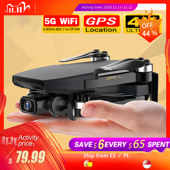 SG108 drone 4k HD 5G WiFi GPS dron brushless Motor FPV drone flight for 25 min rc distance 1km rc quadcopter vs ex5 drone