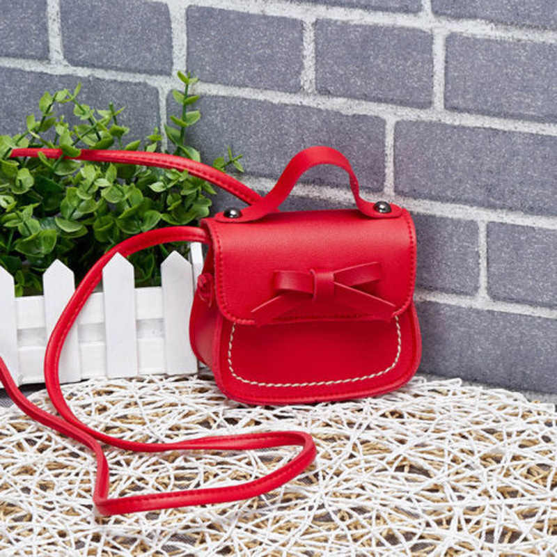 Pudcoco UNS Lager Kleinkind Baby Messenger Taschen Kinder Kinder Mädchen Prinzessin Schulter Tasche Handtasche Q
