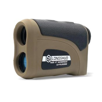 800M-2000M Waterproof and Battery Powered Laser Rangefinder with LCD Display