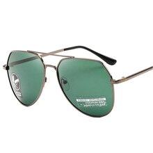 Men/Women Fishing Photochromic Sunglasses Large Frame Square Polarized Ultralight fashion Driving Fishing Glasses + Glasses case