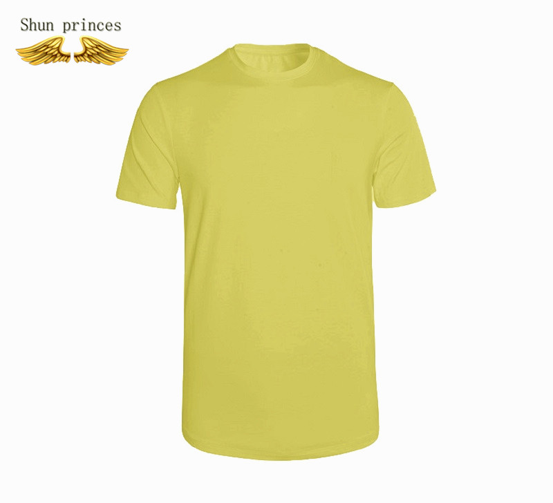 T shirt men Round collar cotton Pure color t shirt style outdoor leisure t shirt running fitness men hip hop t shirt men t shirt