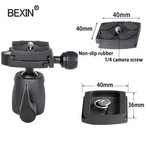 Image 3 - Mini Panoramic 360กล้องหมุนแผ่นหัวขาตั้งกล้องหมุนสำหรับกล้องCanon Nikon Dslrกล้อง