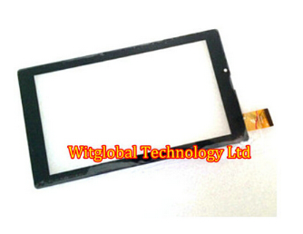 New For 7'' inch <font><b>IRBIS</b></font> <font><b>TZ712</b></font> 3G tablet External capacitive Touch screen Digitizer panel Sensor replacement Phablet Multitouch image