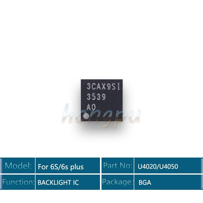 10pcs/lot U4020/U4050/3539/LM3539A0 Chip For IPhone 6S/6S Plus/6splus LED BACKLIGHT DRIVER Back Light IC