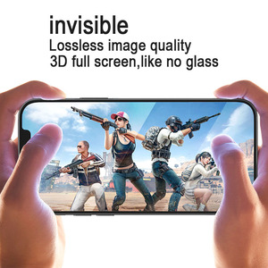 Image 4 - HOCO 3D Protective Glass for iPhone 7 8 XR Xs Max on iPhone 11 12 Pro Max Screen Protector Full Cover Glass for iPhone 12 Mini