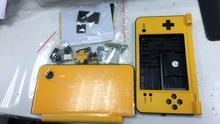 Geel Rood Mari Blauw Groen Zwart Wit Volledige Behuizing Shell Case Voor Ds Ixl Ds Ziek Belangrijkste Case Game Consoles