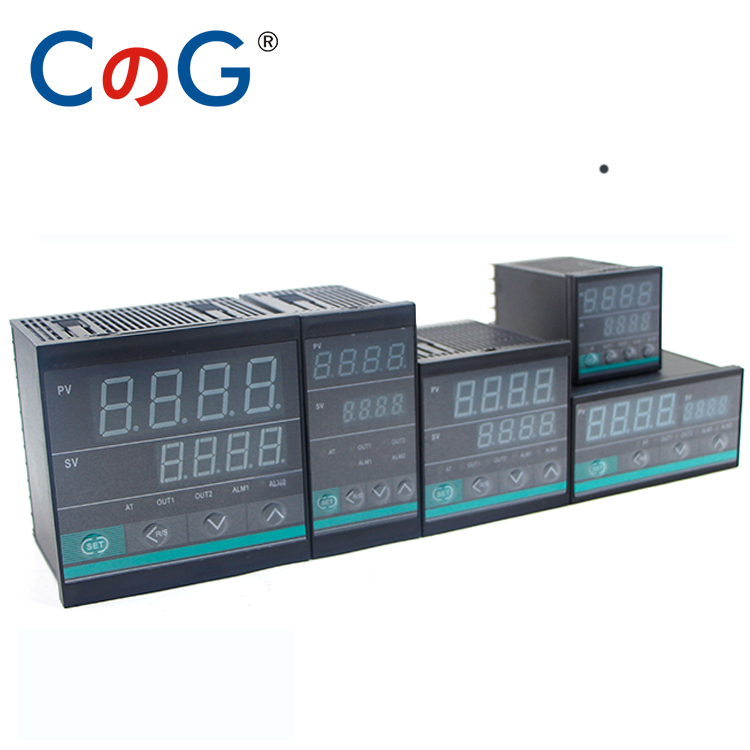 Multy Input K E PT100 0-10V 4-20mA Output SSR Relay AC 220V 24VDC Digital Thermostat 2 Alarms Digital PID Temperature Controller