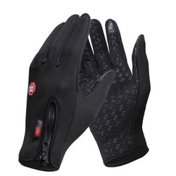 Fishing Accessories Full Finger Neoprene PU Breathable Leather Warm Pesca Fitness Carp Winter Anti Slip Fishing Gloves