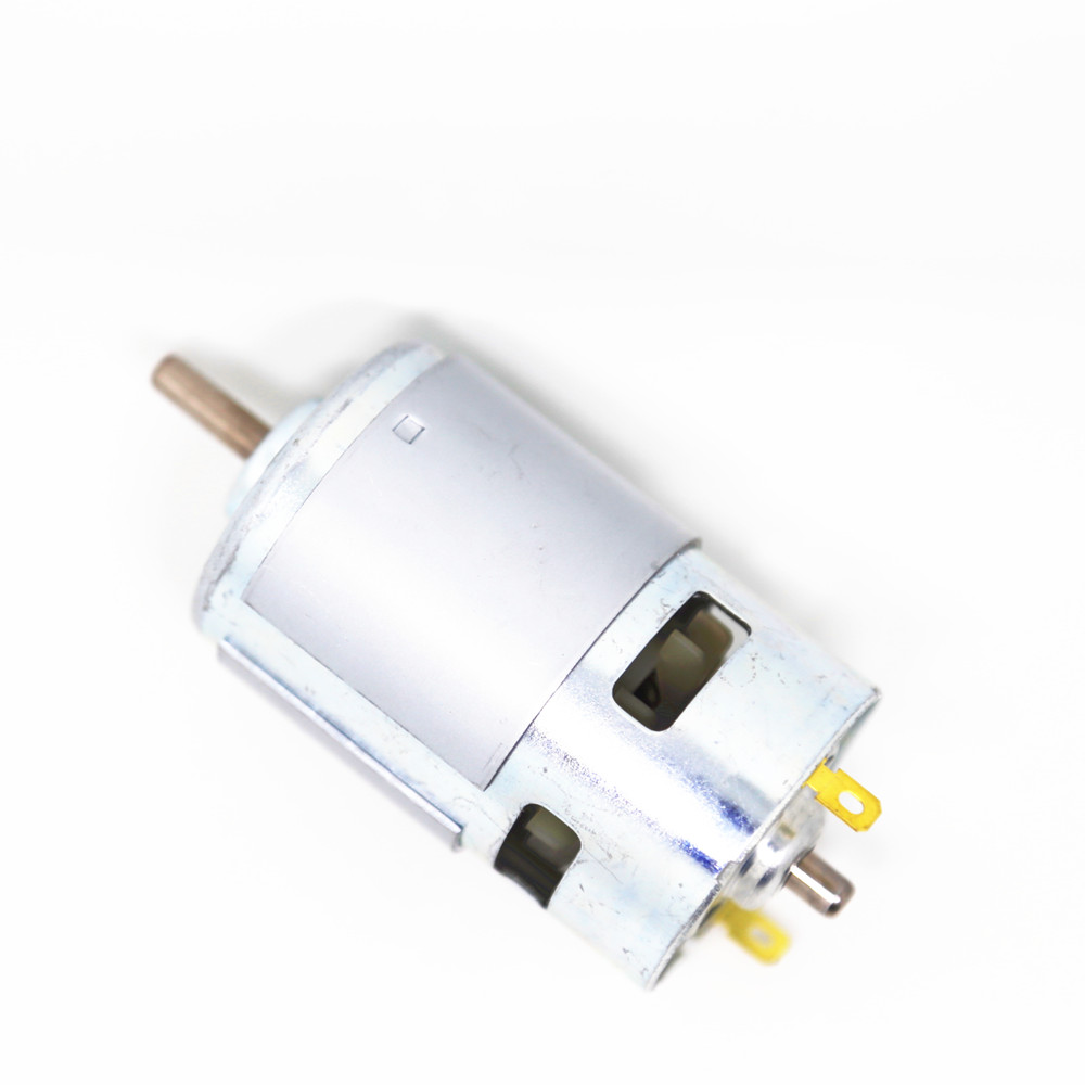 DC 775 895 795 Motor For Drill 12V 24V 288W Brush dc motors RS775 lawn mower motor with two ball bearing Free Shipping