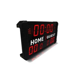Image 3 - Marcador Led marcador electrónico digital portátil de escritorio para deportes