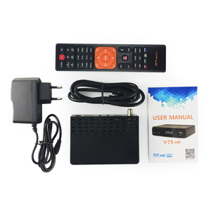 Image 5 - DVB S2 Gtmedia V7S HD Receptor de TV por satélite 1080P HD Receptor Freesat v7 hd con soporte de WIFI USB Europa cline durante 4 años España