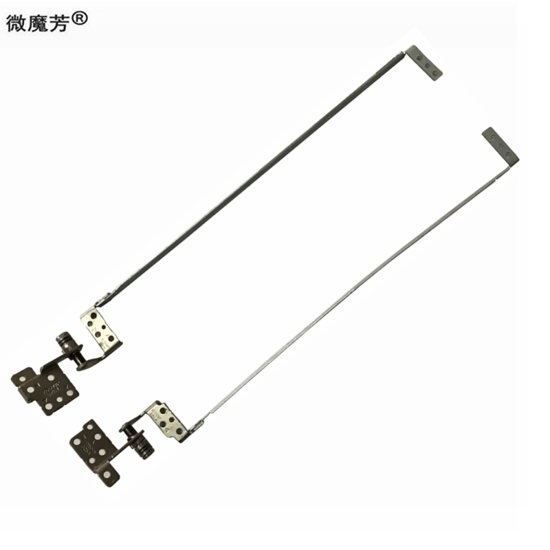 Laptops Replacements LCD Hinges Fit For ASUS X550 X550T X550LA A550 Y581C X550C K550C A550C X550V K550V F550 R510 X550VL Bracket