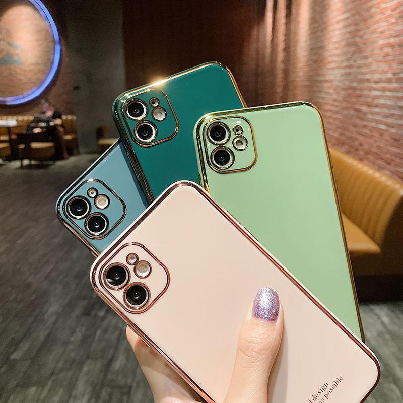 Luksuslik silikoonümbris Iphone  XR X XS Max 6 6S 7 8 Plus 11 Pro 11 max 1