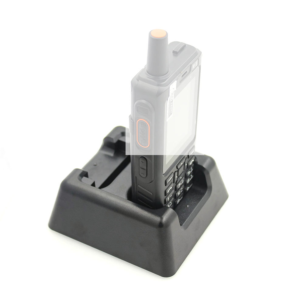 Charger Desktop Fit For Anysecu 4G Network Radio 7s+ Zello 4G-F40 POC Radio Charger Station