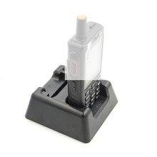 Chargeur de bureau adapté pour Anysecu 4G radio réseau 7s + Zello 4G F40 POC station de chargeur de radio