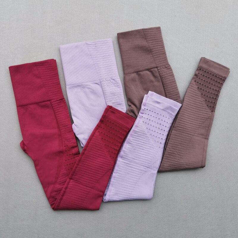 H4f12bea8793c42b6ae189a10e708bf90f - Seamless Yoga outfit
