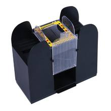 Poker Card Automatic Card Shuffler Electric Board Game Cards Shuffler Six Decks Of Cards Shuffle In Seconds